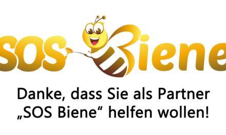 Spenden für SOS Biene